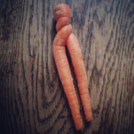 carrot twist