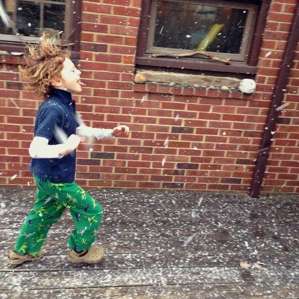 j snow run