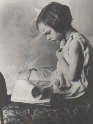 OConnor child reading flip