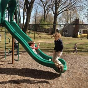 jonah jump slide