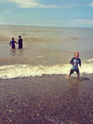 shore run