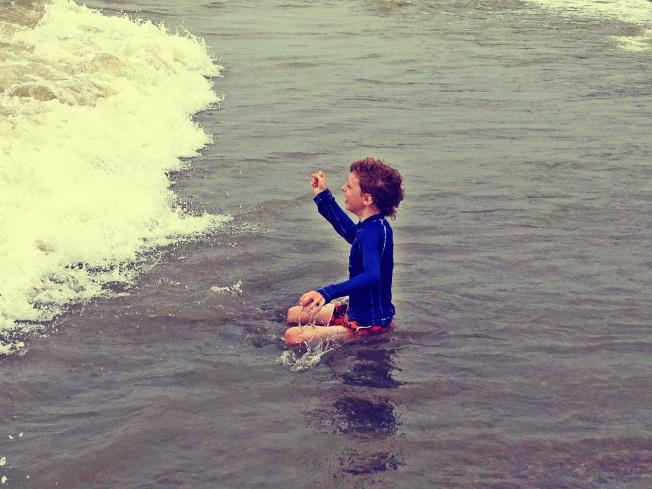 wave love
