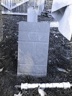 headstone j