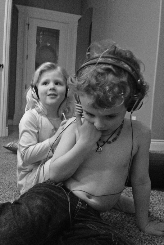 molly and g listening