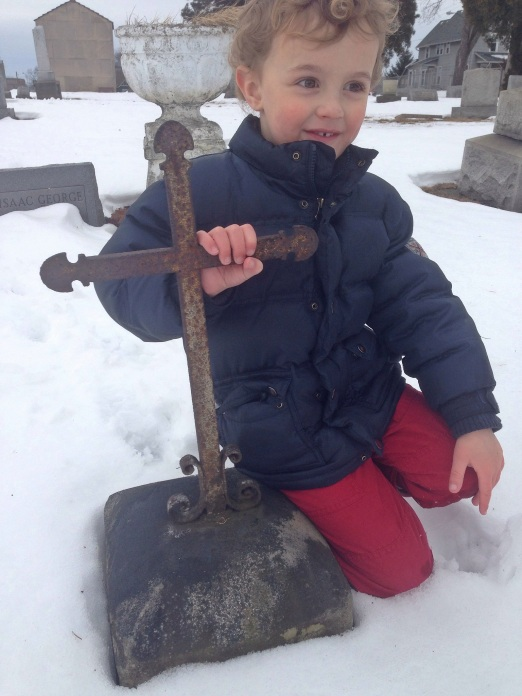 g with iron cross
