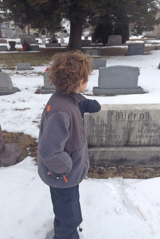 j surveys graves