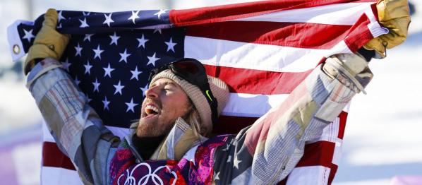 snowboard gold