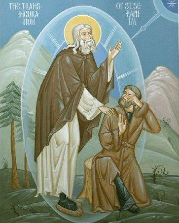 seraphim transfiguration